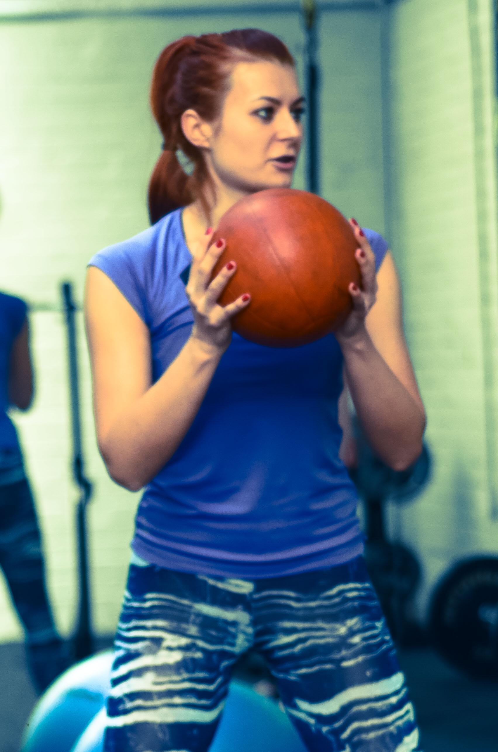 Maria Petkova Personal Trainer